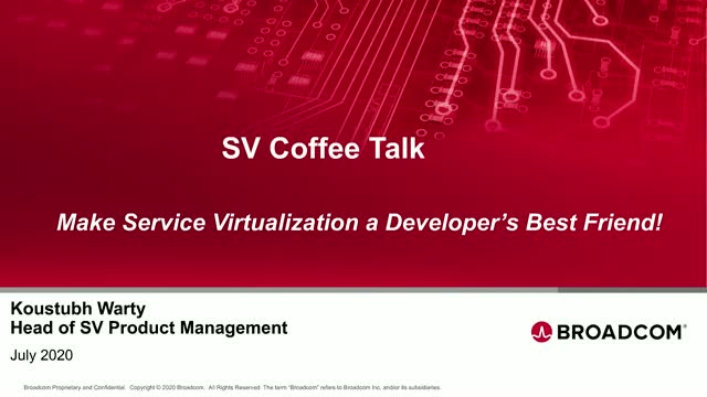 Make Service Virtualization Your Developer's Best Friend!