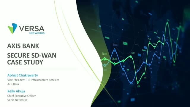 Real World Secure SD-WAN Banking Case Study