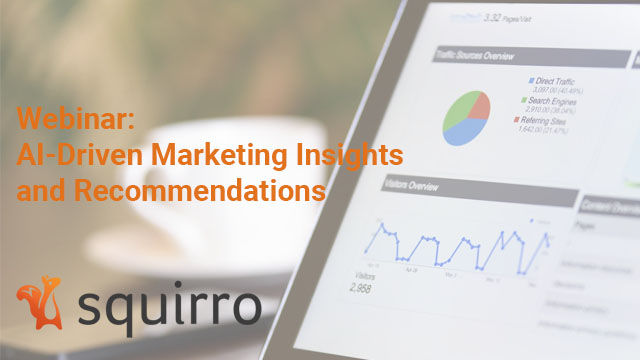 AI-Driven Marketing Insights and Recommendations