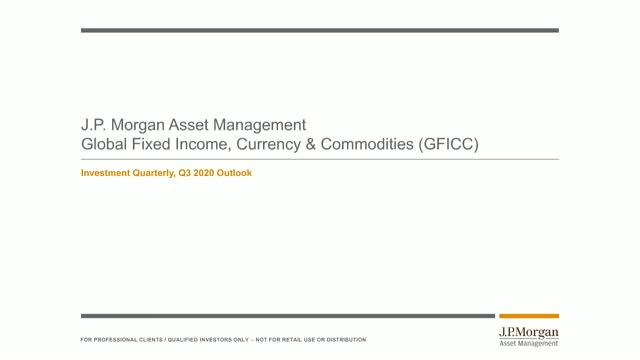 Global Fixed Income Currency & Commodities IQ recap