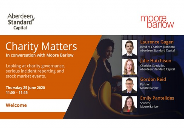 Charity Matters – In conversation with Moore Barlow