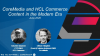 CoreMedia and HCL Commerce – Content in the Modern Era