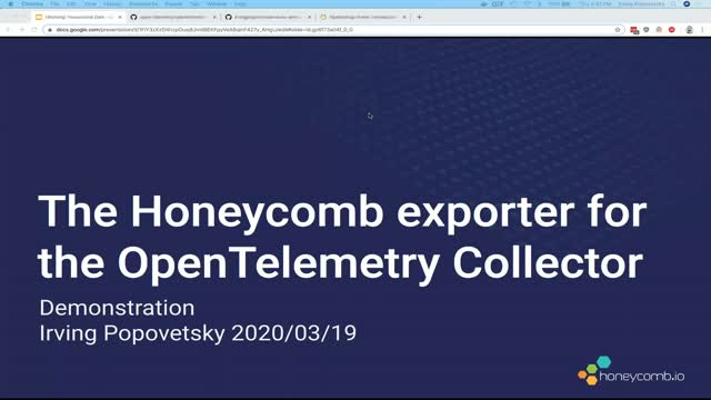 OpenTelemetry Collector Demo