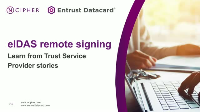 eIDAS remote signing: learn from Trust Service Provider stories