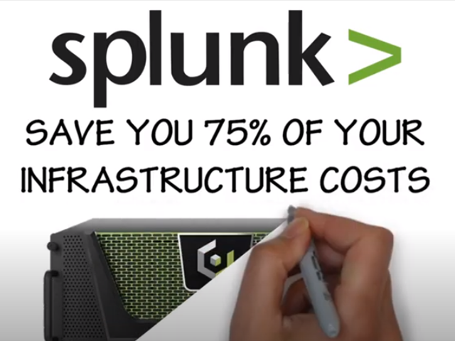 Splunk Smart Store deployed with Cloudian Hyperstore