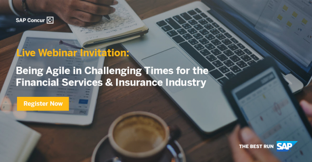 Being Agile in Challenging Times for the Financial Services Insurance Industry