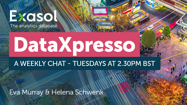Data Xpresso: How NLP can revolutionize analytics/how we ask questions of data