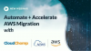 Automate and accelerate AWS migrations with CloudChomp and N2WS [EMEA]