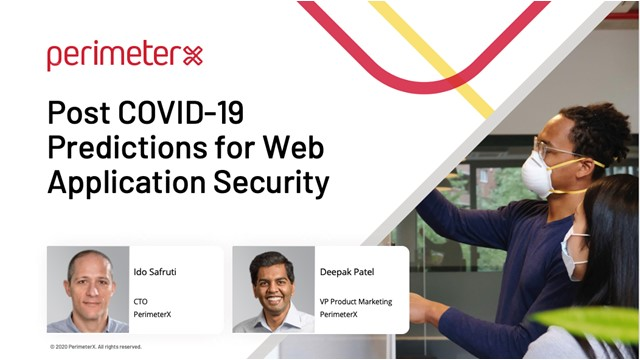 Post COVID-19 Predictions for Web Application Security