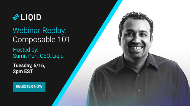 [Webinar Replay] Composable Infrastructure 101: Your Introduction to CDI