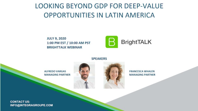 Looking beyond GDP for deep-value opportunities in Latin America