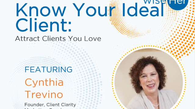 Know Your Ideal Client: Attract Clients You Love