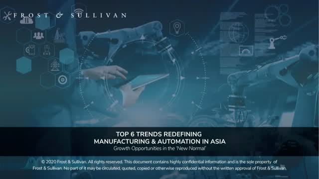 Top 6 Trends Redefining Manufacturing & Automation in Asia