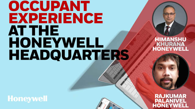 Occupant Experience at The Honeywell Headquarters