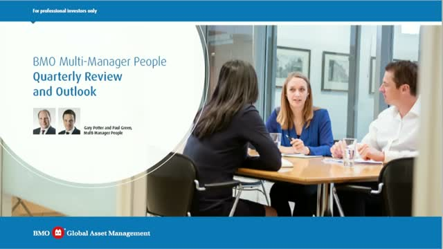 Multi-Manager People: Quarterly Review and Outlook