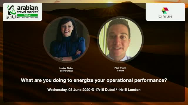 What are you doing to energize your operational performance?