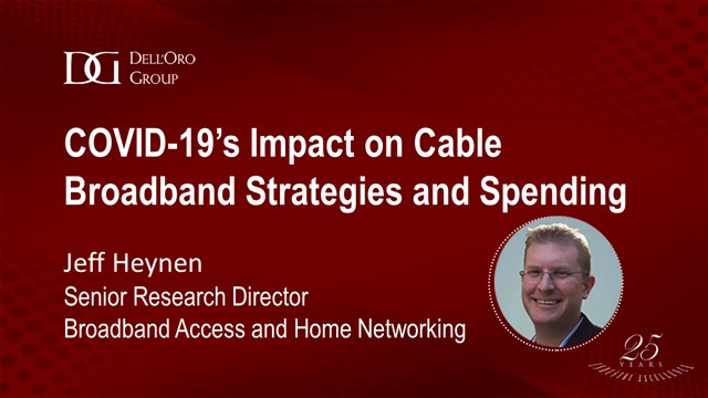 COVID-19's Impact on Cable Broadband Strategies and Spending