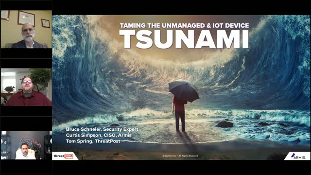 Taming the Unmanaged and IoT Device Tsunami