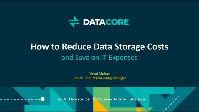 How to Reduce Data Storage Costs and Save on IT Expenses