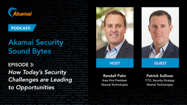 How Today's Security Challenges are Leading to Opportunities