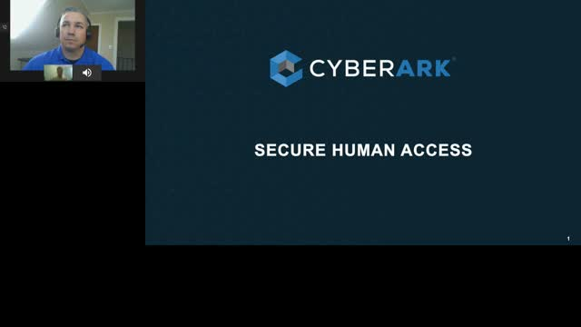 Secure Human Access