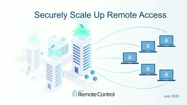 How to Securely Scale Up Remote Access