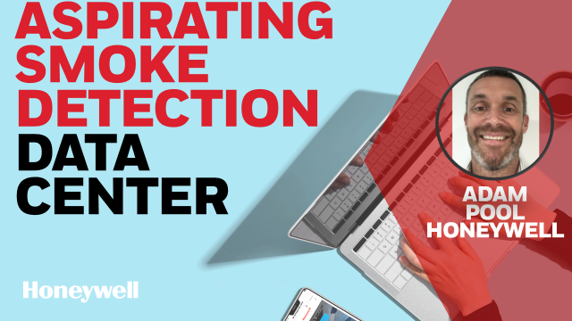 Aspirating Smoke Detection – Data Center's