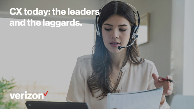 CX today: the leaders and the laggards.