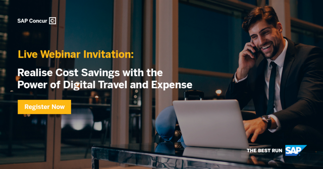Realise Cost Savings with the Power of Digital Travel and Expense