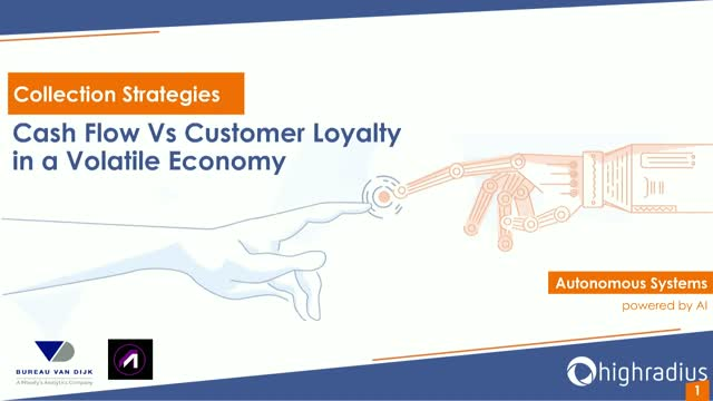 Collection Strategies: Cash Flow Vs Customer Loyalty in a Volatile Economy