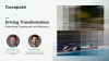 Driving Transformation - Reinventing Cybersecurity and Motorsport