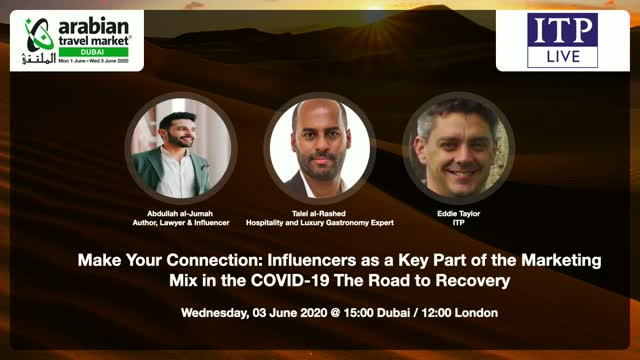 Make Your Connection: Influencers as a Key Part of the Marketing Mix in the COVI
