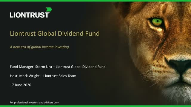 Liontrust Views: A new era for global income investing