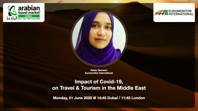 Impact of COVID-19 on Travel & Tourism in the Middle East