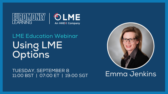 Using LME options