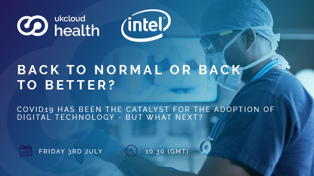 Healthcare IT: Back to Normal or Back to Better?