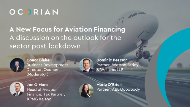 A New Focus for Aviation Financing