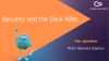 Security and the Dark Web