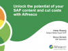 Unlock the potential of your SAP content and cut costs with Alfresco
