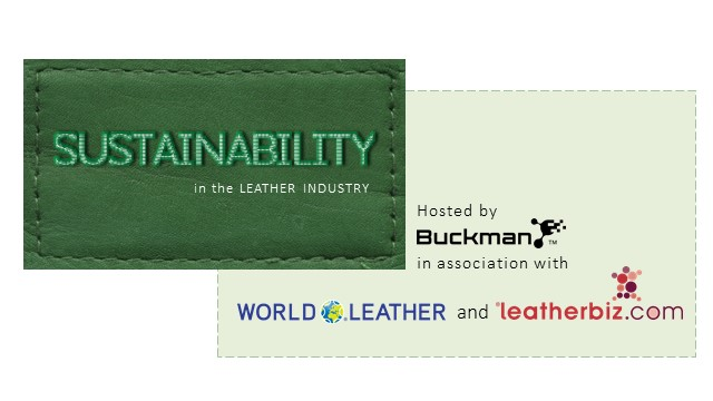 Buckman Leather Virtual Seminar - Session 2