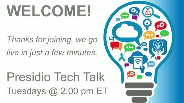 Tech Talk: New Features in UCCE 12.5 and Integration with Google Dialogflow