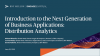 Introduction to Next Generation Business Applications: Distribution Analytics