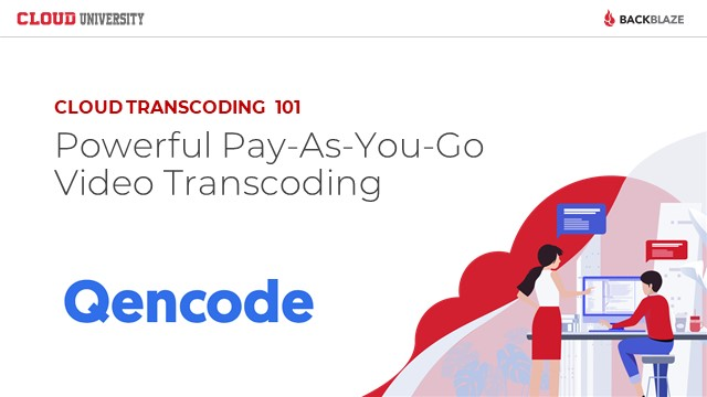 Powerful Pay-As-You-Go Video Transcoding with Qencode