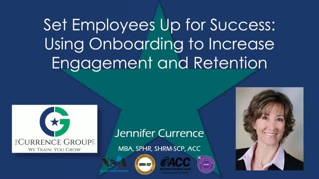 Set Employees Up for Success Using Onboarding to Increase Engagement & Retention