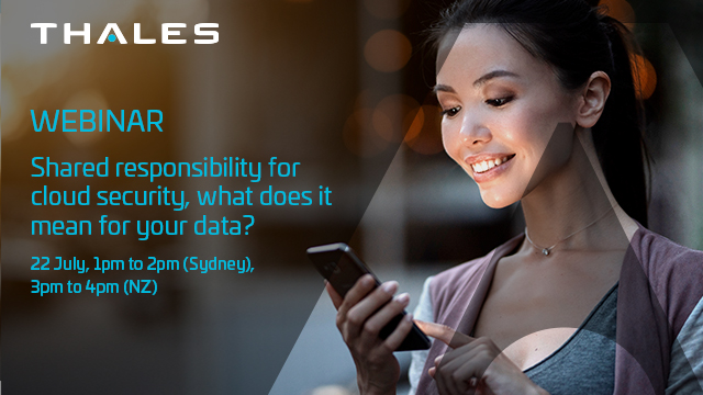 Shared responsibility for cloud security, what does it mean for your data?