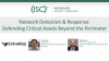 Network Detection & Response: Defending Critical Assets Beyond the Perimeter