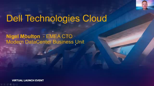 Dell Technologies Cloud strategy