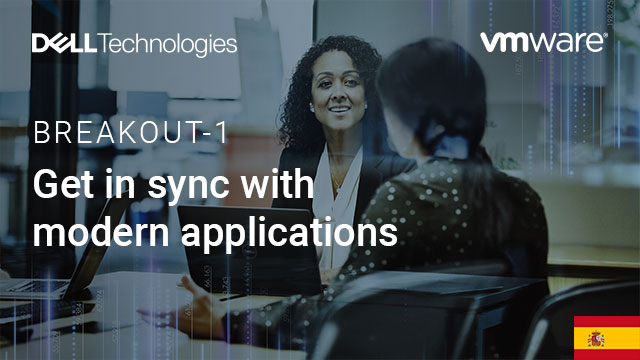Get in sync with modern applications (Spanish Subtitles)
