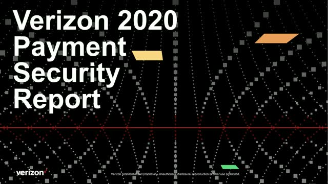Introducing the 2020 Payment Security Report (PSR)