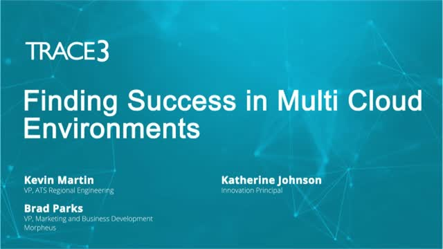 Finding Success in Multi Cloud Environments